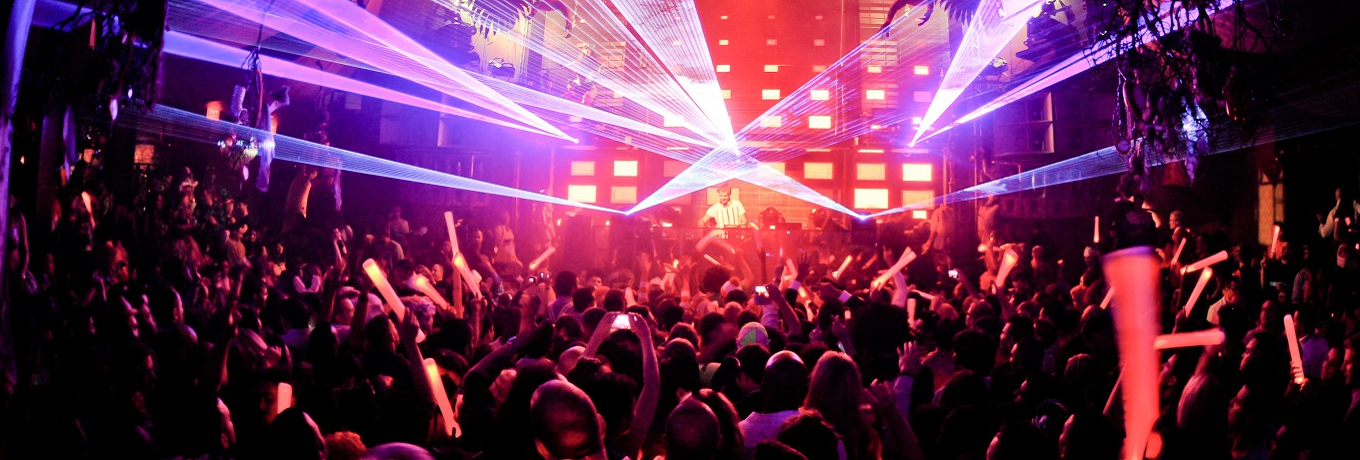 Dance clubs in central london